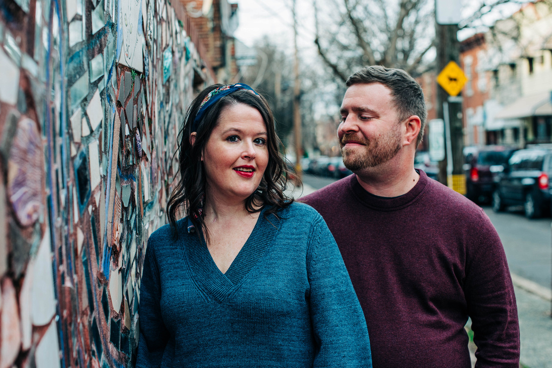 Philly Engagement Shoot, South Philadelphia, Philly Murals, Delco couple, Delaware County Photographer, Philadelphia Photographer, Philadelphia Wedding Photographer, Engaged in Philly.